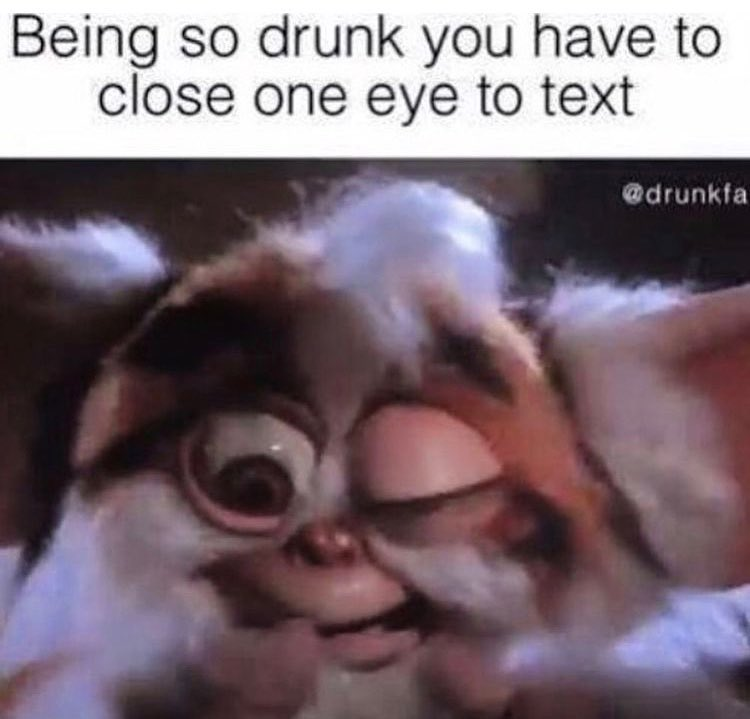 85 Drunk Memes That Surely Have Crossed You Once