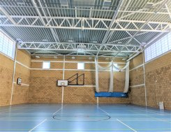 New Sports Hall, Christ the King