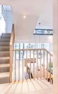 Double height basement-Chelsea Conservation Area-SW3