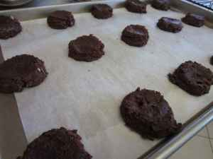 GF/DF Cocoa Cookies