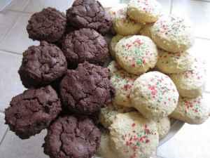 Gluten Free Dairy Free Crumiri Cookie
