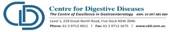 Centre For Digestive Diseases