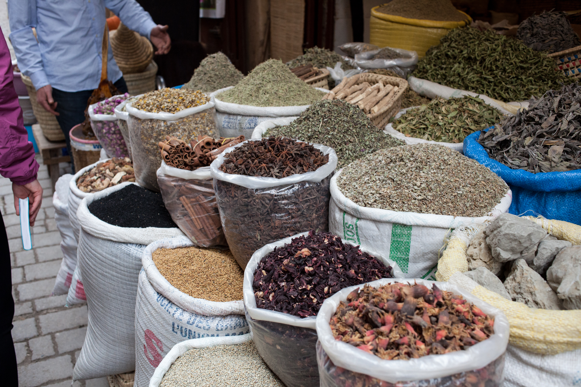 Not all smells in the medina were bad :)