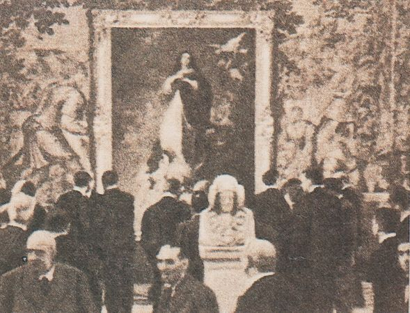 La Dama de Elche en el Museo del Prado