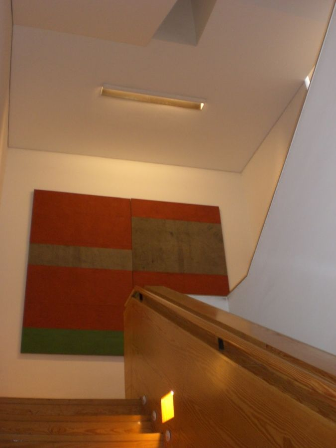 escalera-museo-arte-contemporaneo-madrid