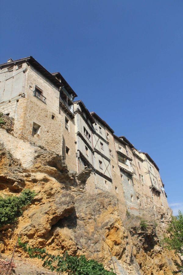 Casas Colgantes, Frías, Burgos