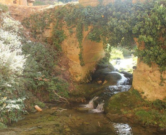 Cascada del Río Molinar, Burgos