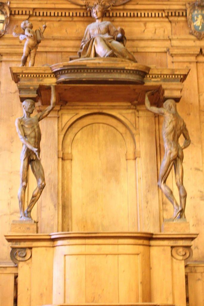Teatro anatómico Bolonia