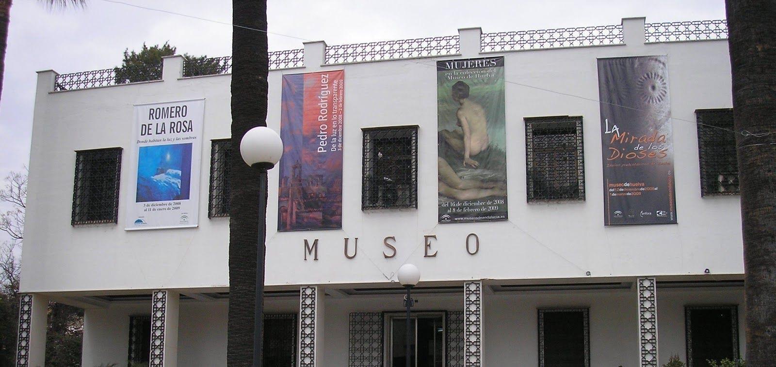 Museo Provincial de Huelva. Exterior