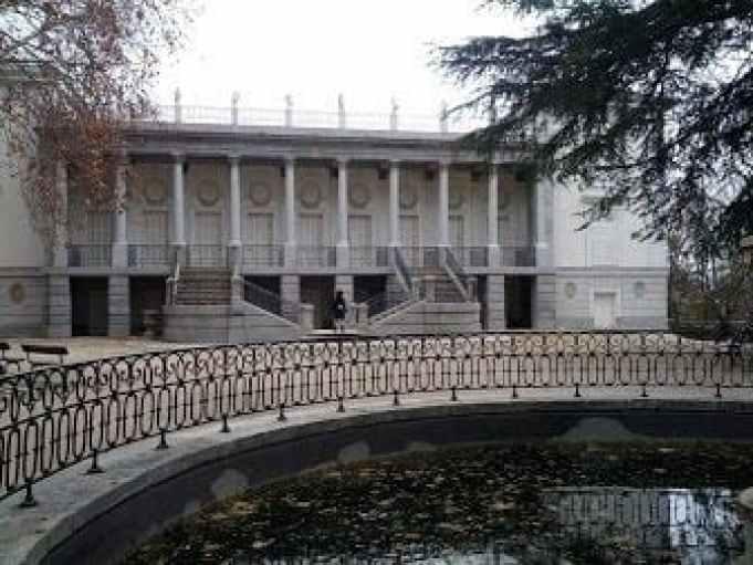 Palacio de la Alameda de Osuna