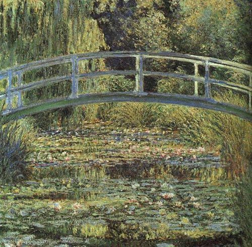 Claude Monet Estanque de Nenúfares, 1899