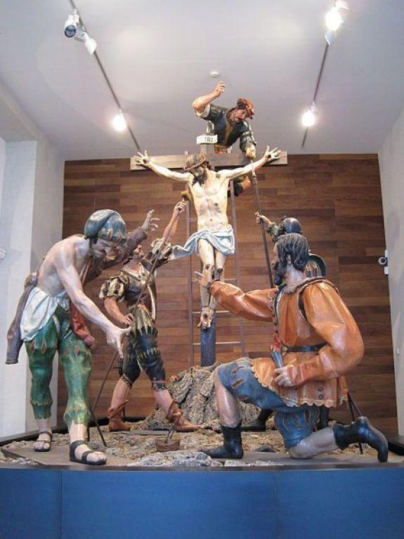 Sed Tengo, Museo Nacional de Escultura. Gregorio Fernández.