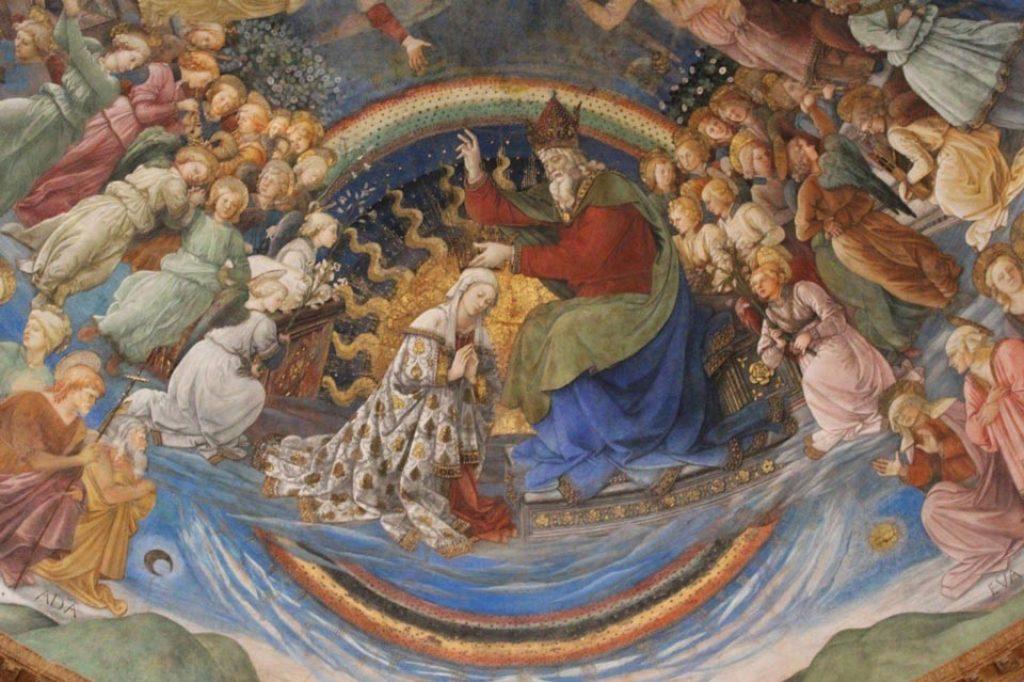Asunción de la Virgen, Filippo Lippi - Duomo