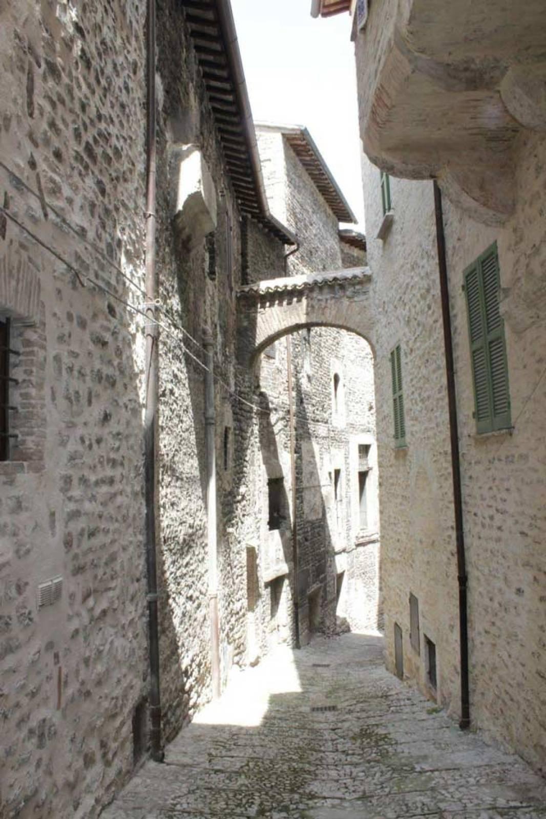 Centro Histórico de Spoleto