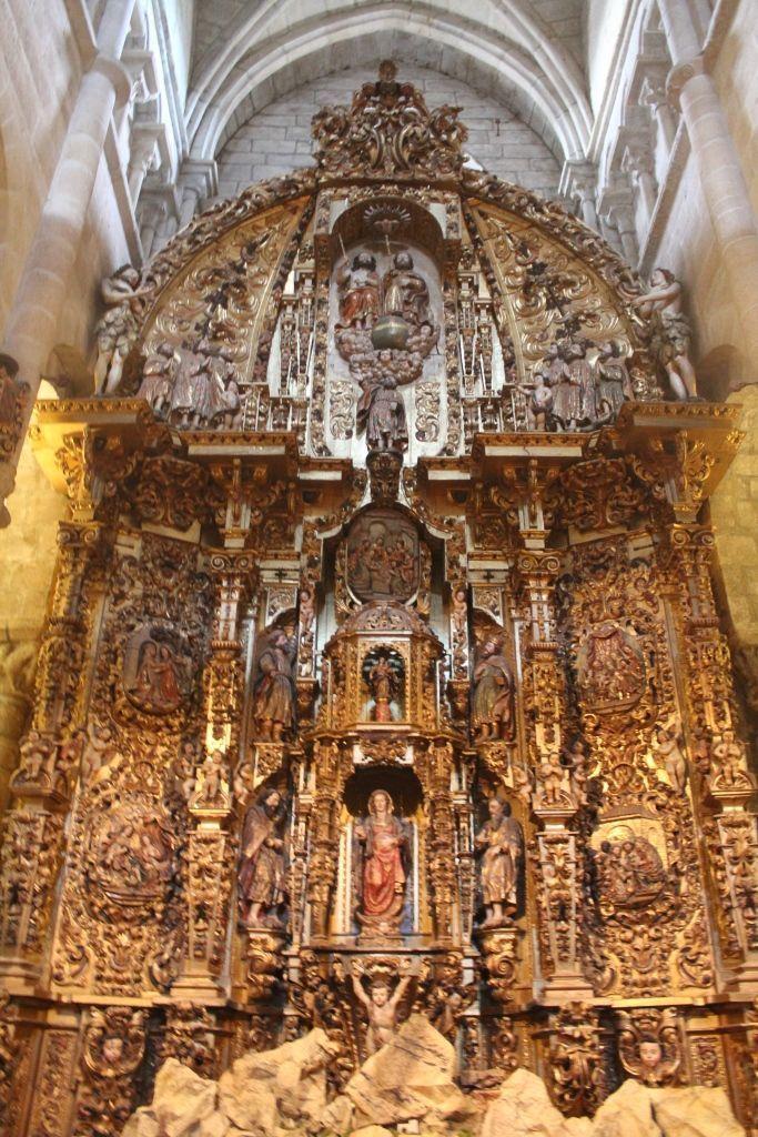 Retablo de la Expectación, Catedral de Tui