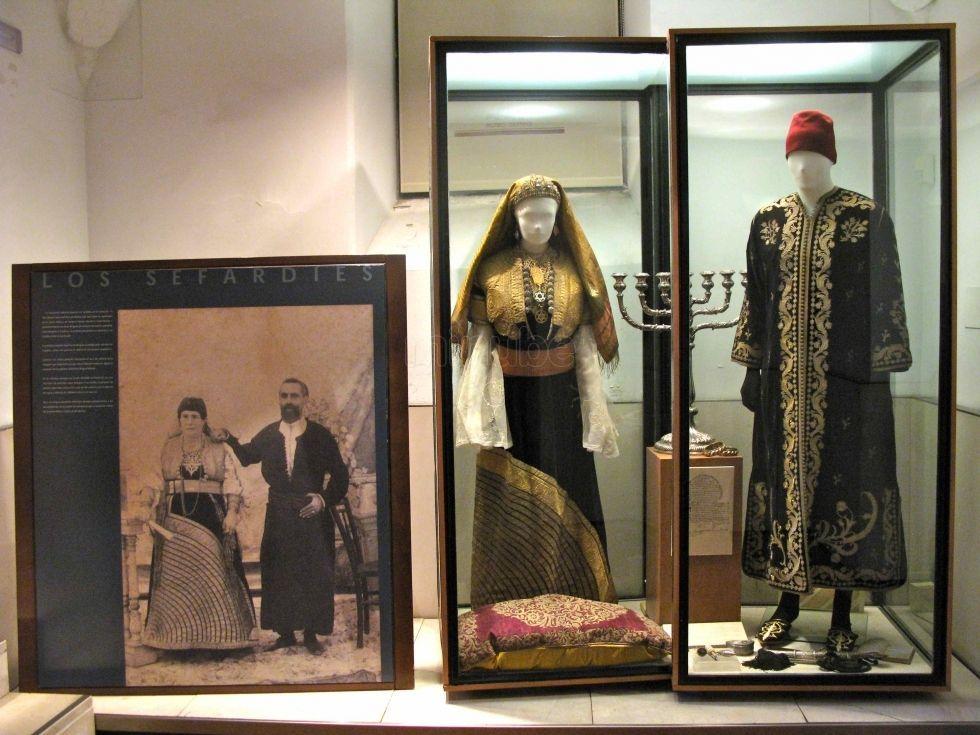 Exposición Permanente del Museo Sefardí de Toledo. La Colección del Museo Sefardí.