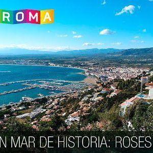 Vista de Roses (Girona)