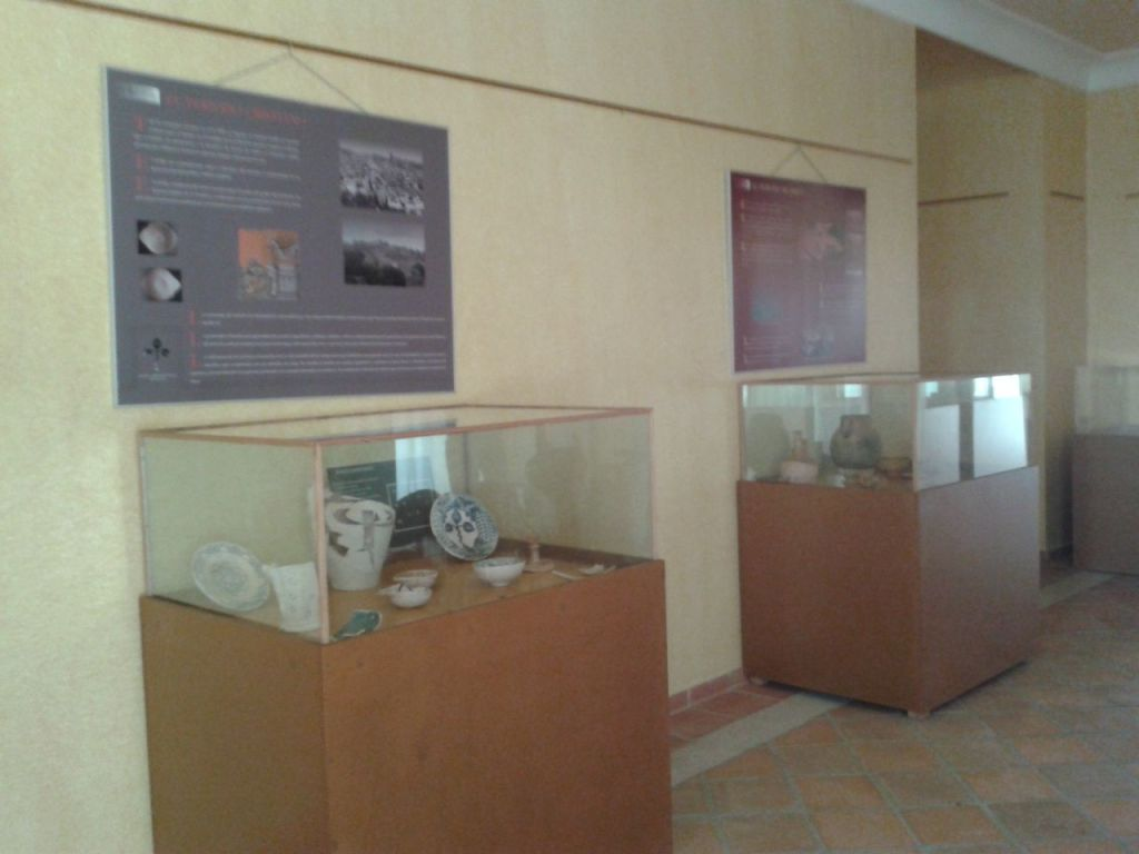 Sala de Arqueología, Museo de Buñol.
