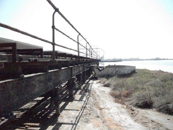 Muelle de Tharsis