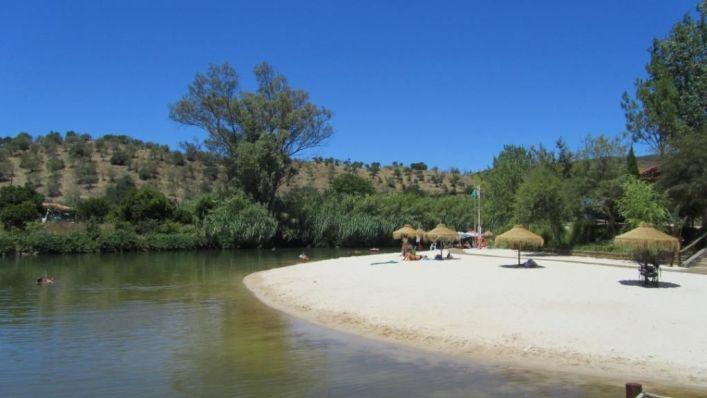 Praia Fluvial do Pego do Fundo