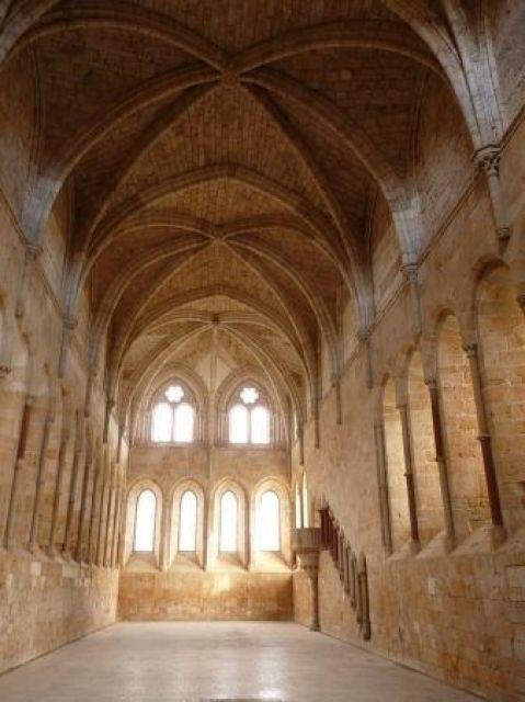 Refectorio del Monasterio de Santa María de Huerta, Soria