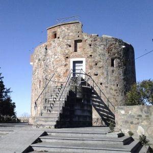 Fuerte del Cerro de la Horca.