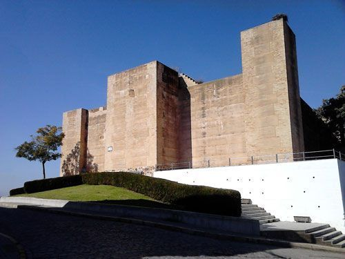 Castillo de Cartaya