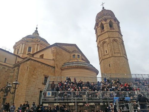 Duomo de Santa María.