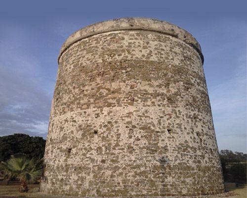 Torre de la Arenilla, Palos de la Frontera, Huelva.