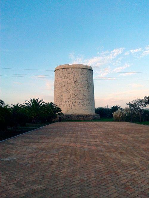 Entorno de la Torre de Canela.