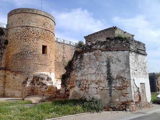 Torres del Recinto Exterior