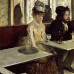 Edgar Degas - Bebedores Absenta
