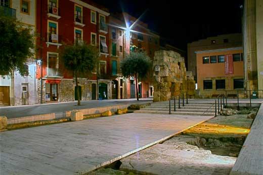 Foro provincial Tarraco