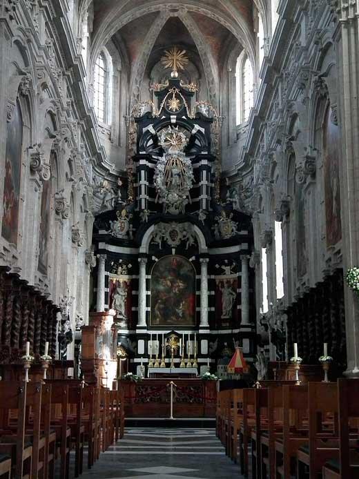 Abadía de Grimbergen.