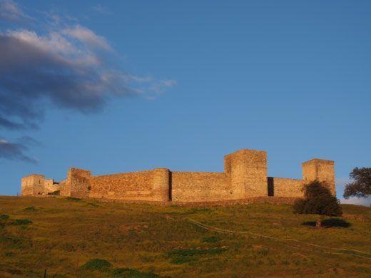 Castillo de El Real de la Jara, Camino El Batrocal.