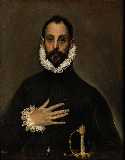 Pintura de El Greco
