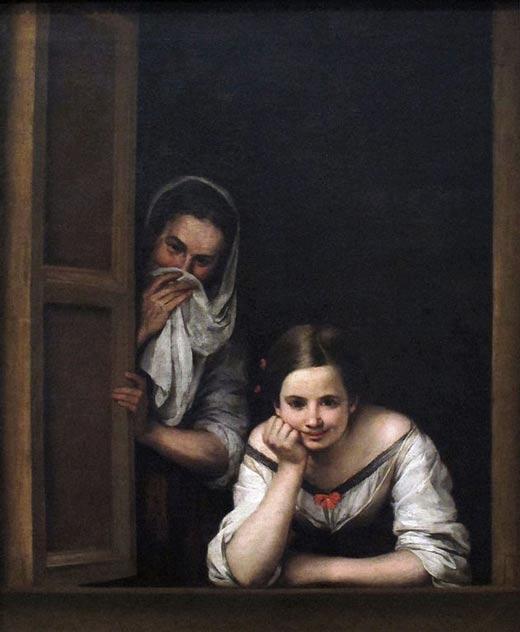 Pintura de Murillo