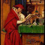 San Jerónimo, Van Eyck