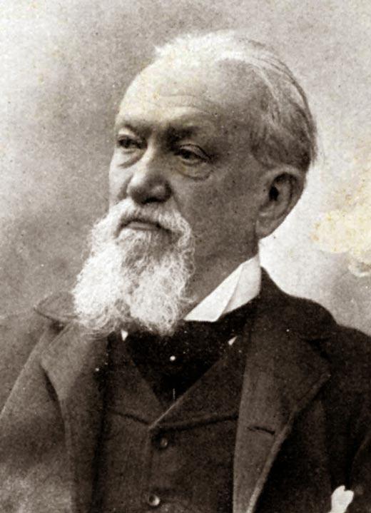 Retrato de Camillo Boito