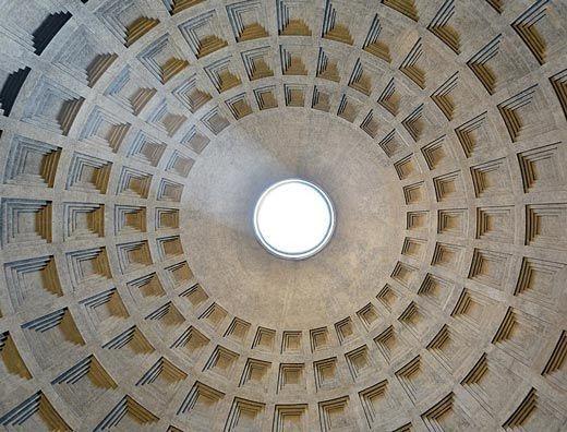 Cúpula del Panteón de Agripa