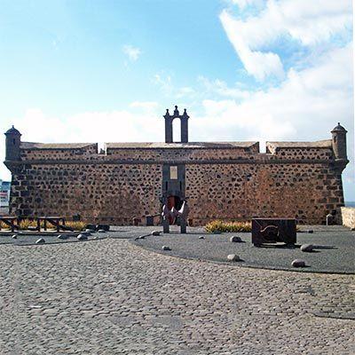 Castillo de San José en Lanzarote