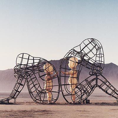 Esculturas en Estados Unidos