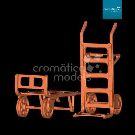 CM-35009 Industrial Wheelbarrows