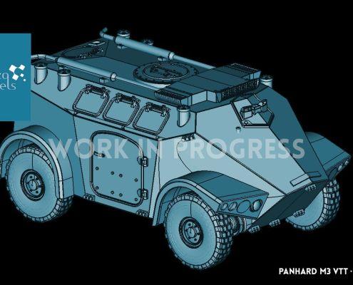Cromätica Models Panhard m3 VTT 1:35 Scale