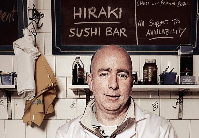 Synovate :: Sushi bar