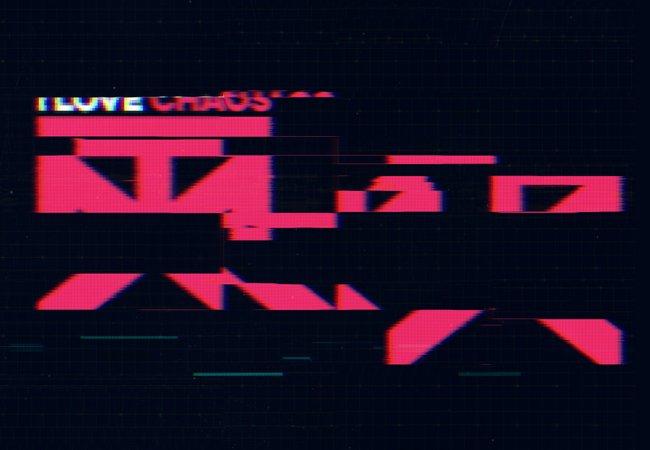 I Love Chaos | logo