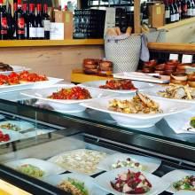 Restaurant Frankfurt Vinothek Brunch Buffet Antipasti Aufmacher