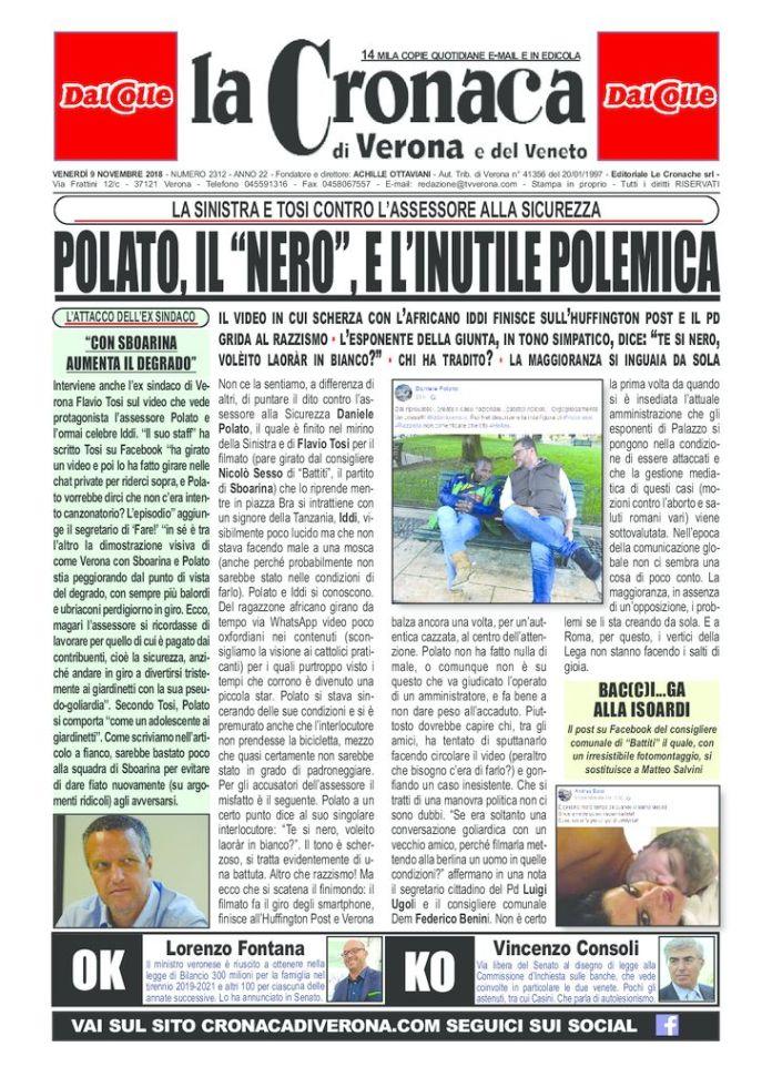 thumbnail of cronaca 9 11 18