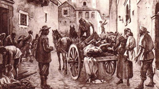Coronavirus e peste, che analogie! - La Cronaca di Verona