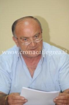L'assessore Francesco Cammino